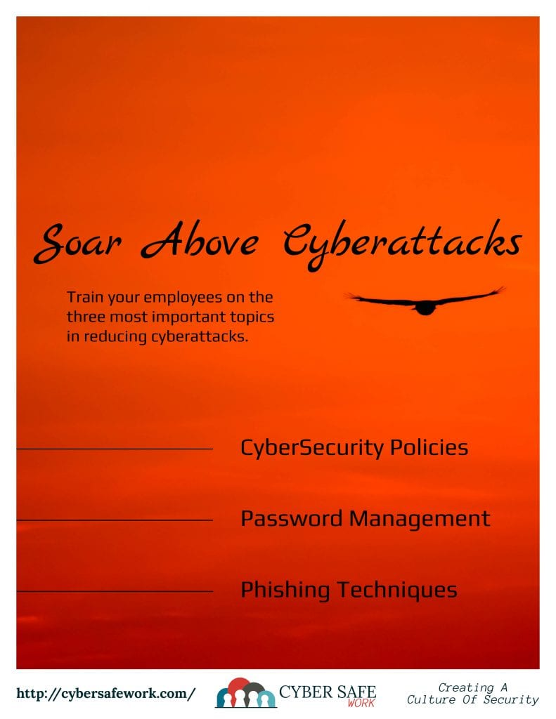 February 2019 Security Awareness Poster